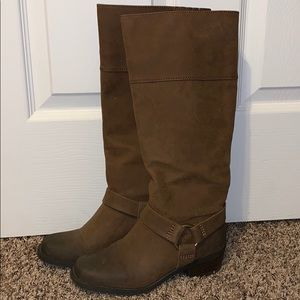 Boots, JustFab, Landry style.
